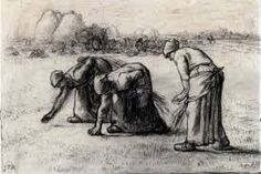 Image result for millet the gleaners