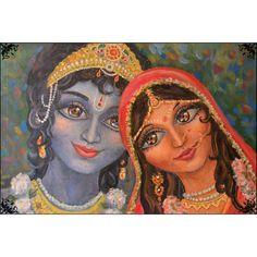 The divine couple.