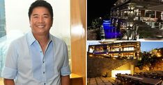 Take a Look at Willie Revillame's Beautiful Mansion In Tagaytay Willie Revillame, Tagaytay, Cebu, Mansion, Suit Jacket, Suits, Jackets, Stuff To Buy, Beautiful