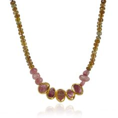 Esther Ruby Necklace