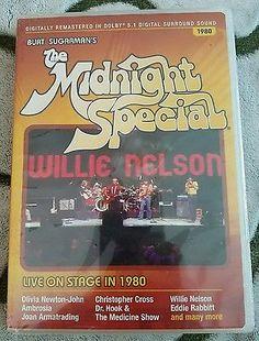 Burt Sugarman's - The Midnight Special DVD 1980 Live Performances New/Sealed!