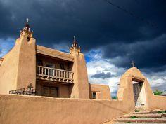 Las Trampas, New Mexico