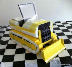 Diaper cake, video