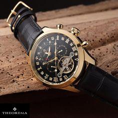 Theorema Damascus Diamond Automatics