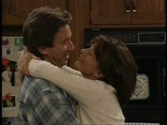 Tim & Jill Taylor--Home Improvement Home Improvement Show, Home Improvement Projects, Jill Taylor, Patricia Richardson, Best Tv Couples, Comedy Tv Shows, Tim Allen, Home Tv, Tv Show Quotes
