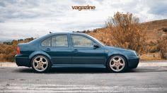 Jetta VR6 - Amazing VR6 with Porsche wheels