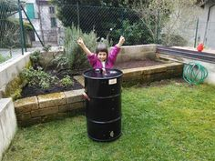 Welcome Spring #BarrelSmoker #BarrelCooker #SlowSmoker
