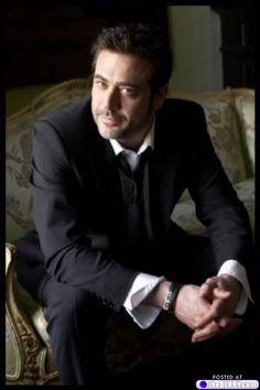 Jeffrey Dean Morgan..fell in love with him as Denny on Greys Anatomy