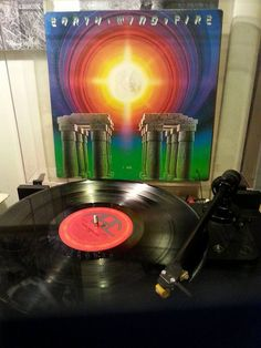 Earth, Wind and Fire #vinyl