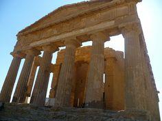 Valle dei Templi Agrigento Sicily