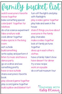 Talking With Our Kids About Kids Summer Schedule, Summer Activities For Kids, Summer Kids, Preschool Activities, Family Activities, Conversation Starters For Kids, School Folders, Bucket List Family, Relationship Challenge