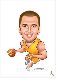 Sport Caricature Body Templates | HOW TO USE: | Art | Pinterest