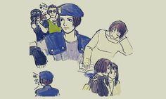 Resident Evil - Concept Art for Jill Valentine