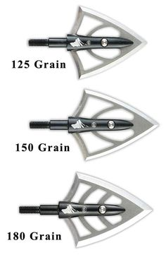 Check out the deal on Silver Flame XL 2-Blade Screw-In Broadheads at 3Rivers Archery Supply