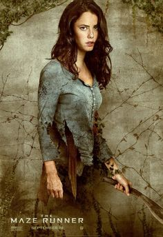 Teresa: the last glader. Is it just me or does this shank really looks s lot beautiful ? *_*