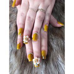 Korean Nail Art, Korean Nails, Crazy Nail Art, Crazy Nails, Simple Nail Art Designs, Nail Designs, Nail Jewels, Nail Swag, Top 5