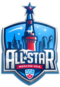KHL All-Star Game Primary Logo (2016) -