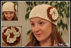 "Come, see, chrochet: ""Chocolate Hat"" - free crochet pattern"