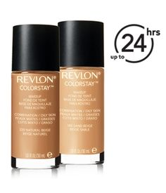 Base Colorstay Combination/Oily Skin Revlon