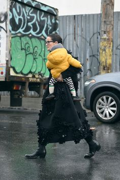 The best street style from New York Fashion Week.
