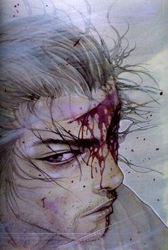 Takehiko Inoue - Vagabond - i love that manga!!!