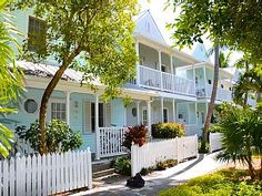 """LAZY LANE"" - WEEKLY OR MONTHLY(Truman Annex) - Color and Style Front to BackVacation Rental in Key West from @homeaway! #vacation #rental #travel #homeaway"
