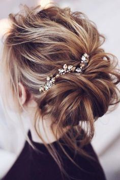 wedding hairstyles medium 8
