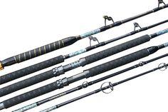 Okuma Fishing - Makaira Abalone: