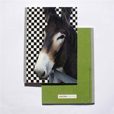 Cuaderno Burro