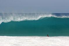 Wave Fernando de Noronha Brazil by rochaprafael
