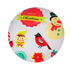 50pcs Christmas Snowman Bird Glass Embellishment Finding Flatbacks 20mm