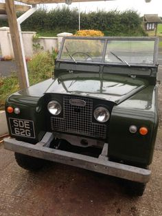 LAND/ROVER. SERIES 2
