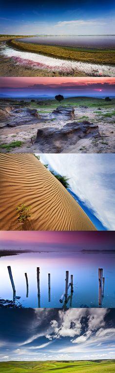 Inner Mongolia scenery www.dearoy.com