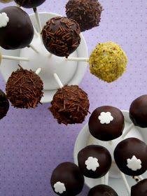 La Cucina dello Stivale: Cake Pops