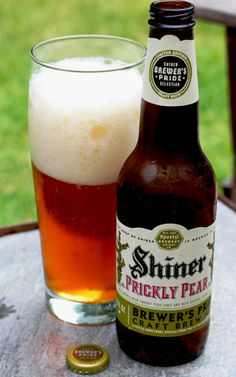 This seasonal beer has a Texas twang with a twist! But, watch out for the thorns. Here's the 411:http://www.boomerbrief.com/2012/10/shiner-prickly-pear-lager.html