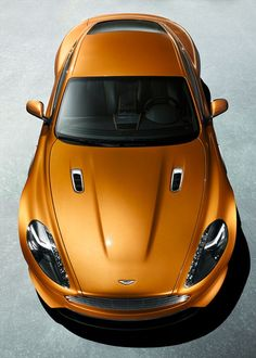 This is what I will be driving to the Longhorn games this year......Aston Martin Virage...yea, right!