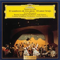 Falla Seiji Ozawa, London Symphony Orchestra, Classical Music, Japan, Walmart, Products, Bruges, Sombreros, Musica