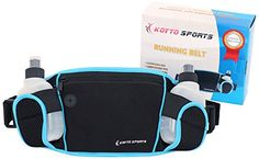 Running BeltWaist Pack with 2 BPA Free Bottles Adjustable Belt Size and Earphones Outlet >>> Want to know more, click on the image.(This is an Amazon affiliate link and I receive a commission for the sales)