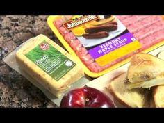 ... Johnsonville Vermont Maple Syrup Breakfast Sausage | #AppletizeMe More