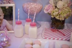 Ballerina 2nd Birthday Party Houston Party Lindsy Steinberg Events - lindsysteinberg.com Nicole Ivey Photography