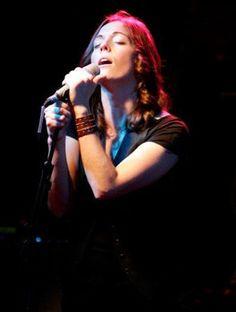 Brandi Carlile.  #folk #music #concert