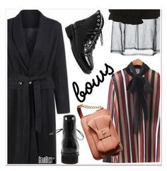 """""""Put a Bow on It!"""" by paculi ❤ liked on Polyvore featuring Paskal, Vivienne Westwood, bows, polyvoreeditorial, lkid and gearbest"""