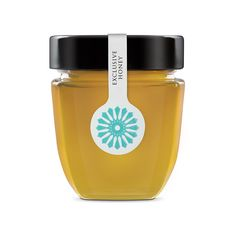 Packaging de miel JARDINES DE LA ALHAMBRA.