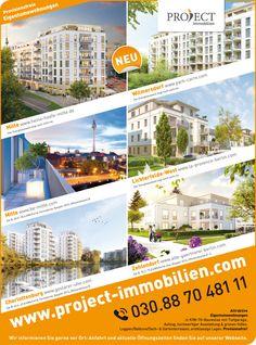 Project Immobilien - Eigentumswohnungen in Berlin - http://www.exklusiv-immobilien-berlin.de/aktuelle-bauprojekte-berlin/project-immobilien-eigentumswohnungen-in-berlin/006699/
