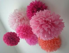 Tissue paper pom pom flowers How to make pom pom flower with crepe paper in just Tissue paper pom pom flowers How to make pom pom flower with crepe paper in just Our sets Perfect for weddings, birthday parties, baby showers, bridals, nursery Tissue Paper Tassel, Tissue Pom Poms, Tissue Paper Flowers, Crepe Paper, Paper Poms, Tulle Poms, Pom Pom Flowers, Diy Flowers, Flower Diy