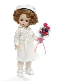 Take a look at this Nurse Wendy Doll by Madame Alexander on #zulily today!