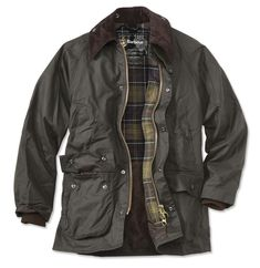 Barbour® Classic Bedale Jacket Barbour's waxed cotton jackets for men stand up to cold, wind, and rain. Barbour Wax Jacket, Barbour Mens, Best Waterproof Jacket, Barbour Clothing, Waxed Cotton Jacket, Wax Jackets, Leather Jackets, Sport Coat, Jacket Style