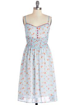 Bring Down the Farmhouse Dress   Mod Retro Vintage Dresses   ModCloth.com