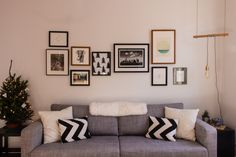 Paint colors that match this Apartment Therapy photo: SW 2927 Weathervane, SW 6006 Black Bean, SW 6096 Jute Brown, SW 0005 Deepest Mauve, SW 6045 Emerging Taupe