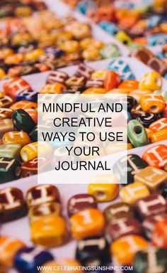 Journaling is the best way to train your brain to focus on progress and gratitude, to cultivate a positive mindset, and to celebrate the life you live.